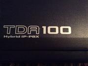 Продам ATC kx-Tda 100 2 gsm шлюза и 2 телефона